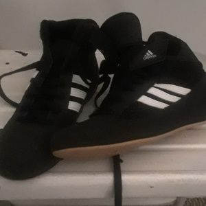 New wrestling shoes